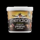Meridian Foods Organic Crunchy Peanut Butter 1kg