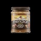 Meridian Foods Organic Crunchy Peanut Butter 280g