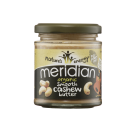 Meridian Foods Organic Smooth Cashew Butter 170g