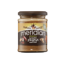 Meridian Foods Organic Smooth Peanut Butter 280g