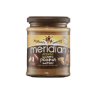 Meridian Foods Organic Smooth Peanut Butter with Salt 280g