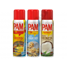 PAM Original Spray (3-Pack) PAM Original, PAM Baking, PAM Coconut Oil