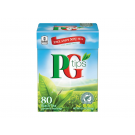 PG Tips Black Tea bags 80 Schwarztee Beutel