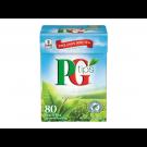 PG Tips Black Tea bags 80 Schwarztee Beutel
