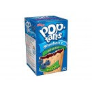 Kelloggs Pop Tarts Blueberry unfrosted 8 Toasties