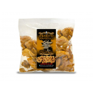 Psycho Juice® Psycho Scratchin's - Curried Ghost Pepper Pork Crackling 3 x 80g