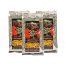 Psycho Juice® PSYCHO NUTS Ghost Pepper Peanuts 3 x 80g