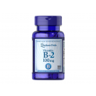 Puritan's Pride Vitamin B-2 100 mg