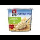 Quaker Oats Oat So Simple Apple & Blueberry Pot 57g