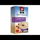 Quaker Oats Oat So Simple Sultanas, Raisins, Cranberry & Apple