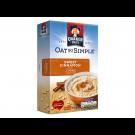 Quaker Oats Oat So Simple Sweet Cinnamon