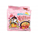 Samyang Carbonara Hot Chicken Flavour Ramen (5 x 130g)