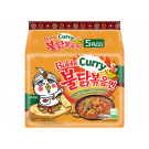Samyang Curry Hot Chicken Flavour Ramen (5 x 140g)