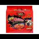 Samyang Buldak 2x Spicy Hot Chicken Flavour Ramen (5 x 140g)