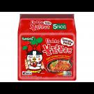 Samyang Tomato Pasta Hot Chicken Flavour Ramen (5 x 140g)