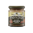 Meridian Foods Smooth Almond Butter with Salt 170g