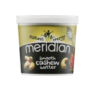 Meridian Foods Smooth Cashew Butter 1kg