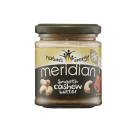 Meridian Foods Smooth Cashew Butter 170g