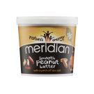 Meridian Foods Smooth Peanut Butter With Salt 1kg