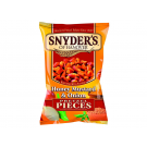 Snyder's of Hanover Honey Mustard & Onion Pretzel Snacks 125g