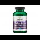 Swanson Selenium (L-Selenomethionine) 100mcg