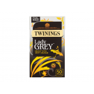 Twinings Lady Grey Tea Zesty Orange 50 Bags