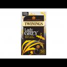 Twinings Lady Grey Tea Zesty Orange 50 Bags