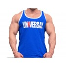 Universal Nutrition Signature Series Universal Custom Tank Blue