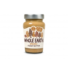 Whole Earth Organic Smooth Peanut Butter 454g