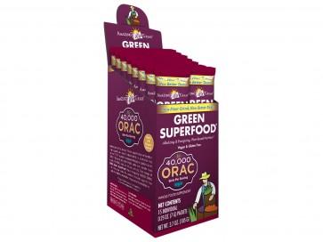 Amazing Grass Organic Green SuperFood Orac 15 Packets