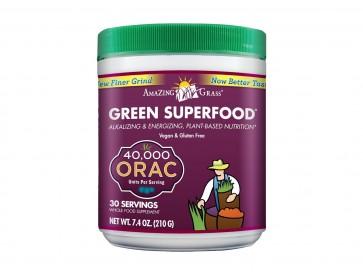 Amazing Grass Organic Green SuperFood Orac 30 Servings