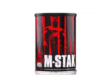 Animal M-Stak Universal Nutrition 21 Paks Original