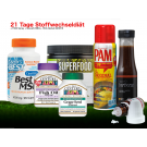 21 Tage Stoffwechselkur Komplettpaket, HCG Diät