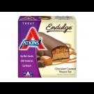 Atkins Treat Endulge Bars Chocolate Caramel Mousse