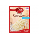 Betty Crocker Super Moist White Cake Mix 16.25 oz