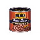 Bush's Best Baked Beans Boston Recipe 454g