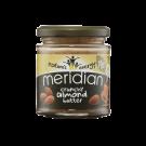 Meridian Foods crunchy almond butter