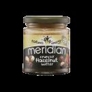 Meridian Foods Crunchy Hazelnut Butter
