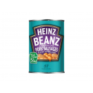 Heinz Beanz with Pork Sausages 415g
