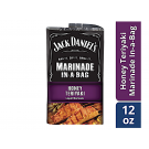 Jack Daniel's Honey Teriyaki Marinade In-A-Bag 12 oz