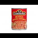 La Costeña braune ganze Bohnen 560g