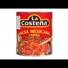 La Costeña Salsa Mexicana Casera 2950g