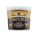 Meridian Foods Organic Crunchy peanut butter 2.2 lbs