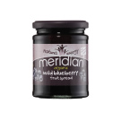 Meridian Foods Organic Wild Blueberry Fruit Spread