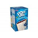 Kelloggs Pop Tarts Frosted Blueberry 8 Toasties