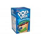 Kelloggs Pop Tarts Blueberry unfrosted 8 Toasties