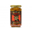 Psycho Juice® PSYCHO PICKLES - Ghost Pepper Onions 450g