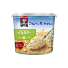 Quaker Oats Oat So Simple Apple & Blueberry Pot 57g