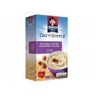 Quaker Oats Oat So Simple Sultanas, Raisins, Cranberry & Apple