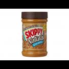 Skippy Natural Creamy Peanut Butter Spread 15 oz